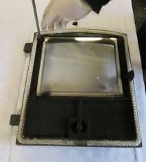 Combustion heater glass (2)