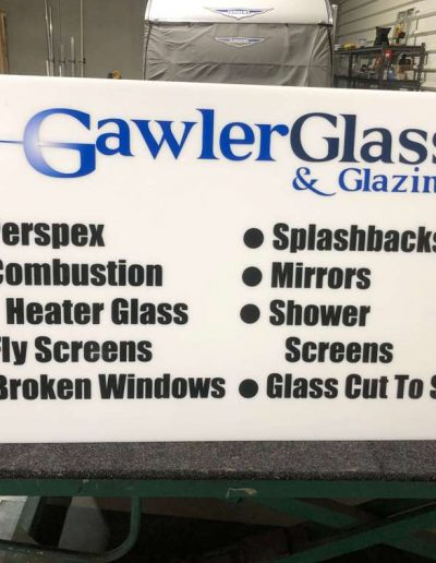 Gawler Glass - Services